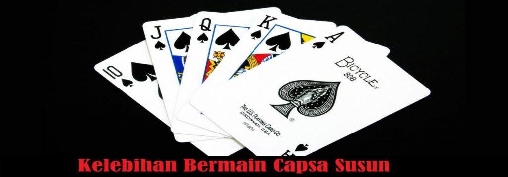 Description: Bandar Capsa Susun Uang Asli (2)